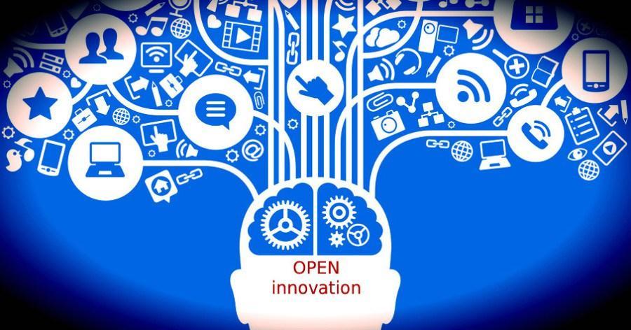 نوآوری باز - open innovation