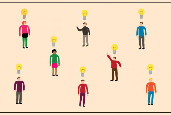 نوآوری باز و جمع سپاری