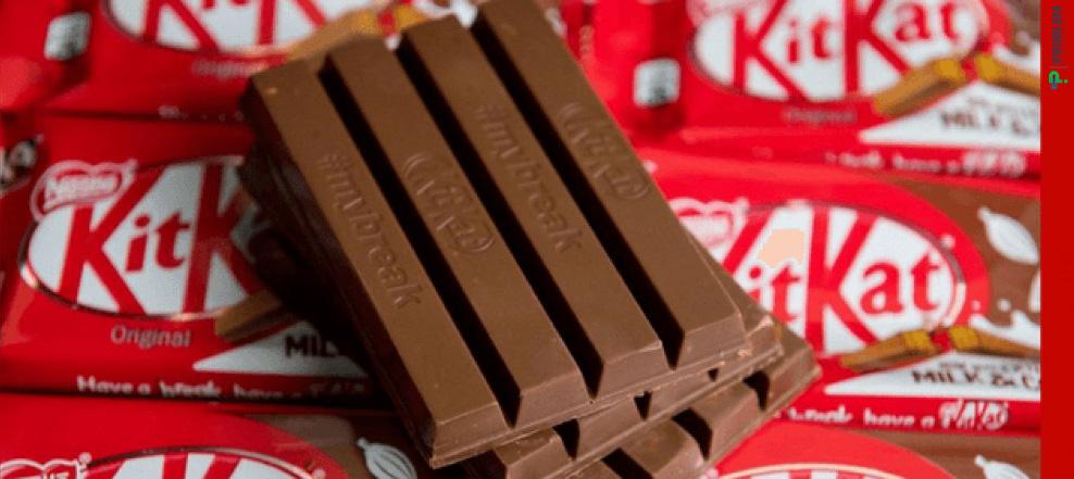 طراحی جدید شکلات کیت کت با استفاده از نوآوری باز