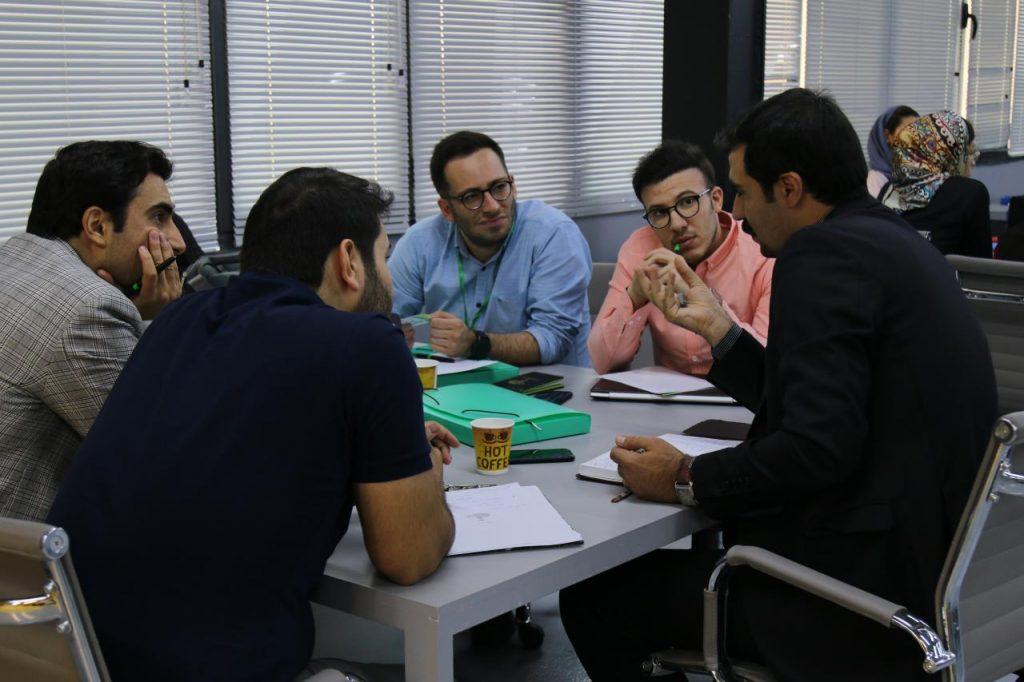 کمپ منتورینگ مسابقه طراحی کمپین بازاریابی