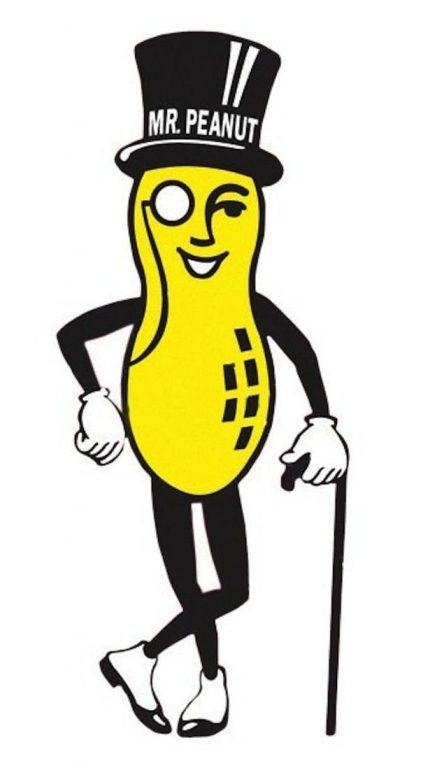 لوگو و عروسک شرکت Planters